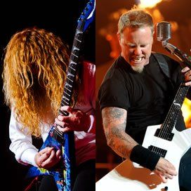 MUSTAINE WITH METALLICA AGAIN