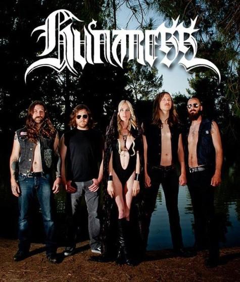 Huntress Spell Eater HUNTRESS' JILL JANUS...