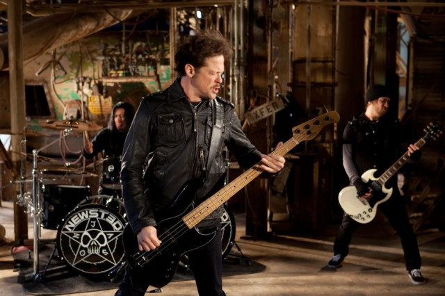 NEWSTED Jammin