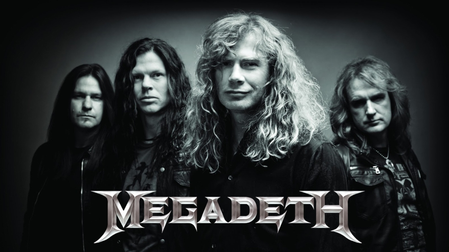 Megadeth Feb 2013