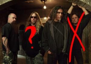 Slayer minus Lombardo
