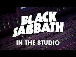 Black Sabbath In Studio