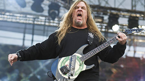 Sonisphere Festival 2010 - Poland - Slayer