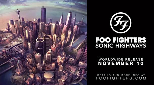 foo-fighters sonic highwways
