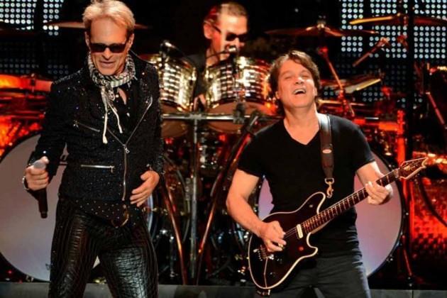 Van-Halen Live