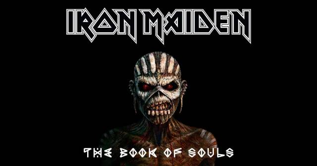 iron Maiden The Book of Souls logo