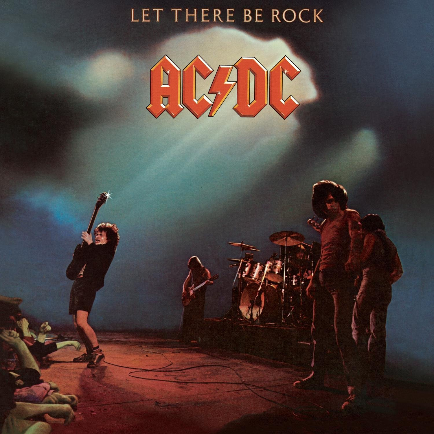 AC-DC Let There Be Rock LP